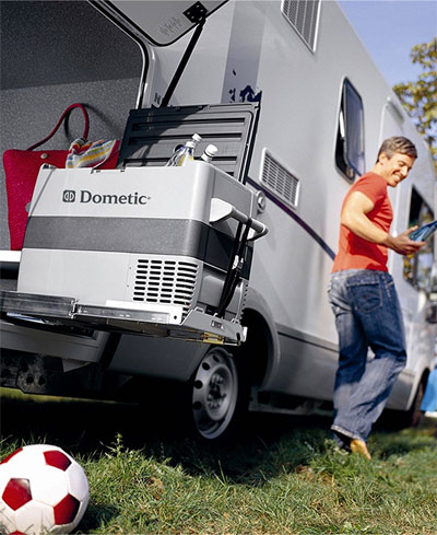 Dometic Portable Refrigerator Freezer for RV's, Trucks and Weekend Camping Trips