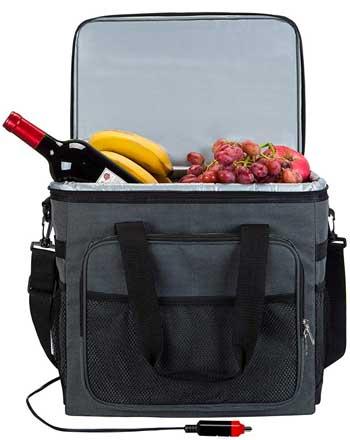 Electric Car Cooler Bag
