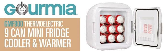 Gourmia Mini Fridge