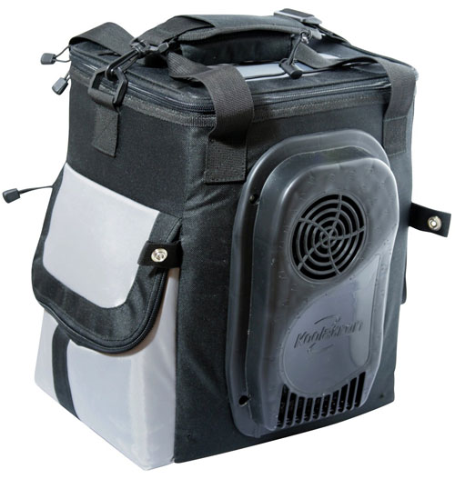 Koolatron D13 Soft-Sided Cooler for Traveling, Thermoelectric